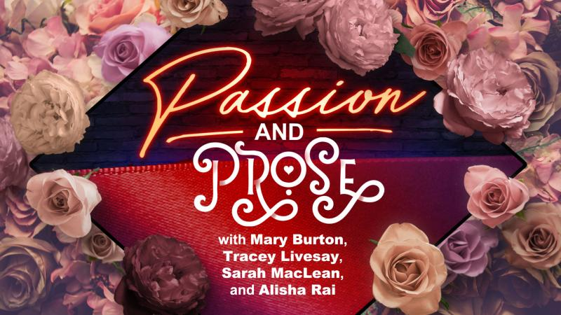 Passion And Prose A Romance Panel With Sarah Maclean The Day Of